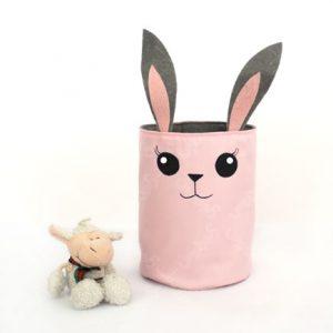 باکس رومیزی خرگوشی کودک