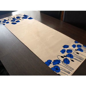 رانر گل شقایق آبی
