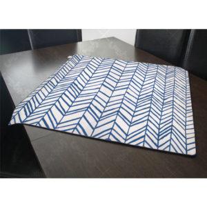 رومیزی مربعی مدرن
