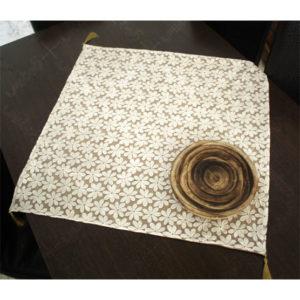 رومیزی مربعی